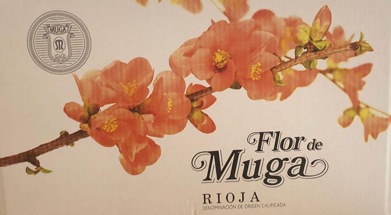 Flor de Muga Rose 2017