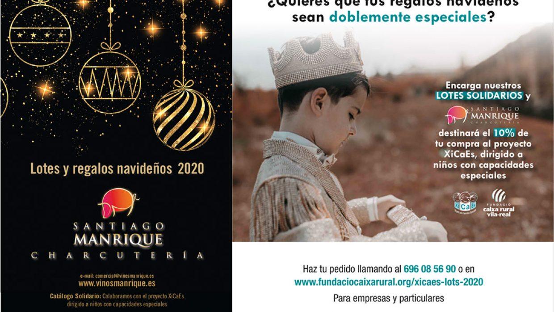Catalogo navidad 2020